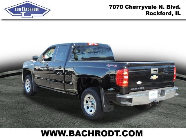 2017 Silverado 1500 Double Cab 4x4, Pickup #17153 - photo 4