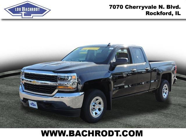 2017 Silverado 1500 Double Cab 4x4, Pickup #17153 - photo 5