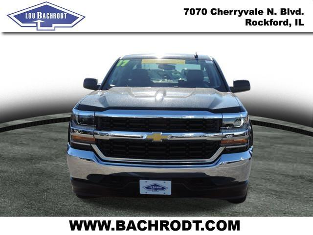 2017 Silverado 1500 Double Cab 4x4, Pickup #17153 - photo 6