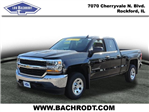 2017 Silverado 1500 Double Cab 4x4 Pickup #17153 - photo 1