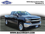 2017 Silverado 1500 Double Cab 4x4, Pickup #17153 - photo 1