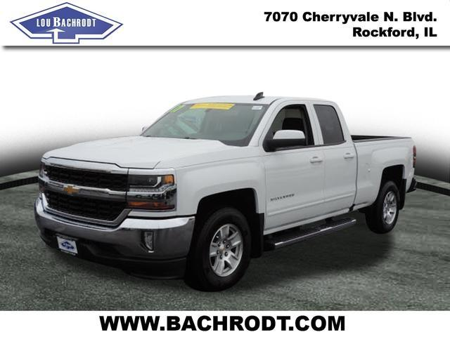 2017 Silverado 1500 Double Cab, Pickup #17154 - photo 5