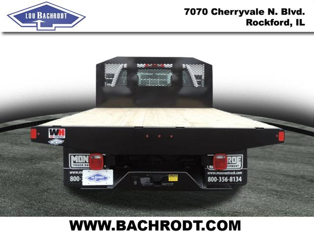 2017 Silverado 3500 Regular Cab DRW, Monroe Platform Body #17158 - photo 5