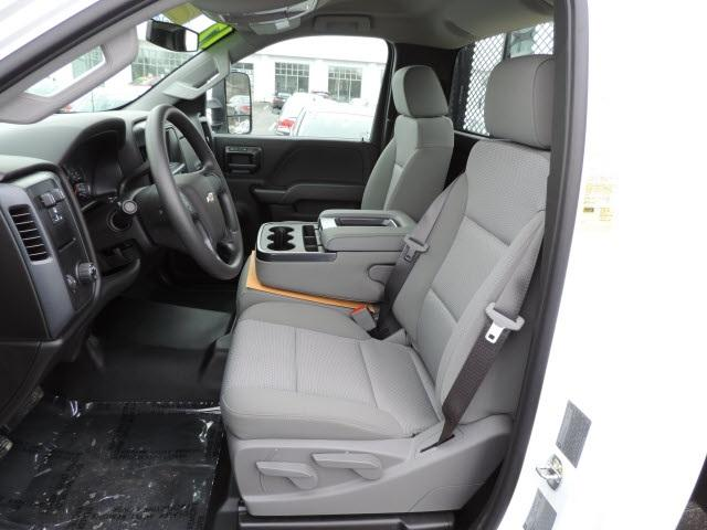 2017 Silverado 3500 Regular Cab, Platform Body #17158 - photo 12