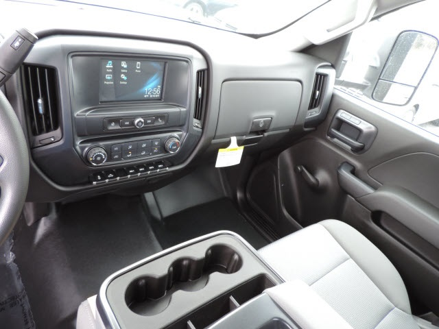 2017 Silverado 3500 Regular Cab DRW, Monroe Platform Body #17158 - photo 18