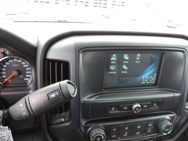 2017 Silverado 3500 Regular Cab DRW, Monroe Platform Body #17158 - photo 20