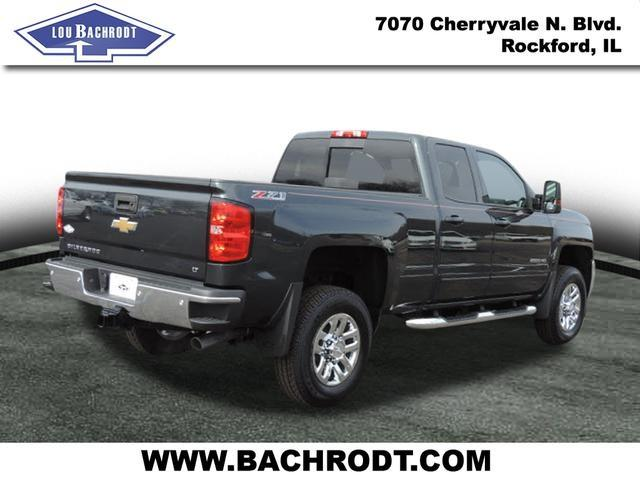 2017 Silverado 2500 Double Cab 4x4, Pickup #17160 - photo 2