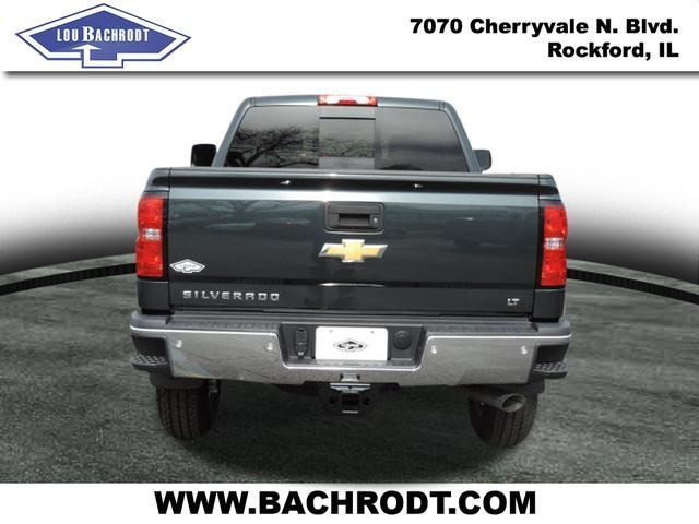 2017 Silverado 2500 Double Cab 4x4, Pickup #17160 - photo 3