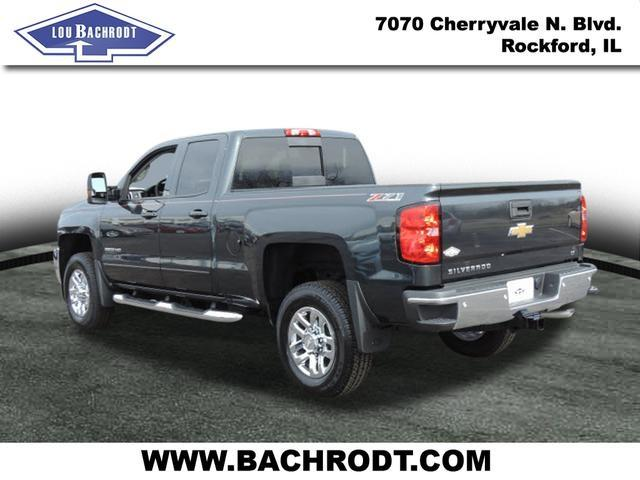 2017 Silverado 2500 Double Cab 4x4, Pickup #17160 - photo 4