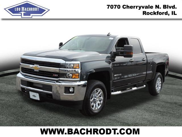 2017 Silverado 2500 Double Cab 4x4, Pickup #17160 - photo 5