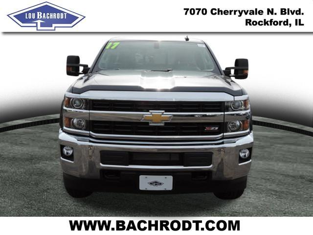 2017 Silverado 2500 Double Cab 4x4, Pickup #17160 - photo 6