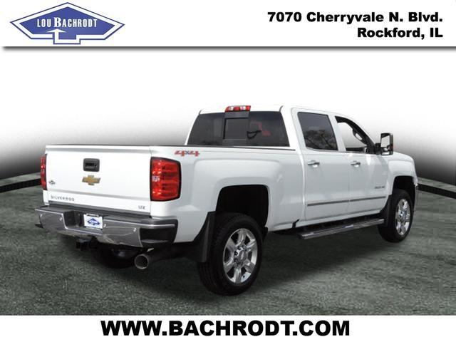 2017 Silverado 2500 Crew Cab 4x4, Pickup #17162 - photo 2