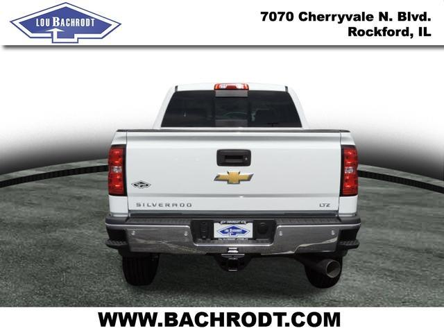 2017 Silverado 2500 Crew Cab 4x4, Pickup #17162 - photo 3