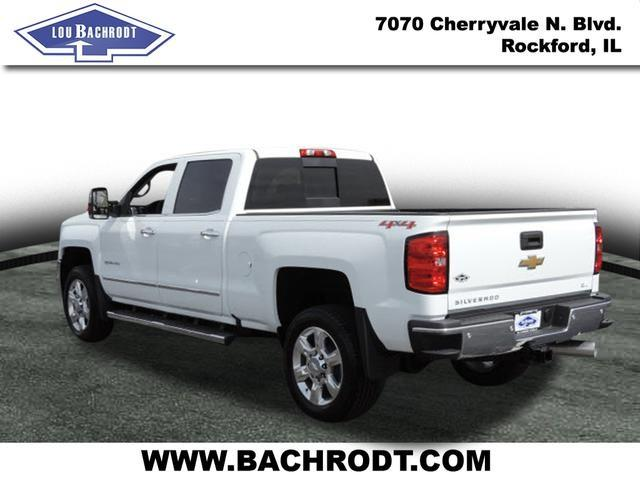 2017 Silverado 2500 Crew Cab 4x4, Pickup #17162 - photo 4