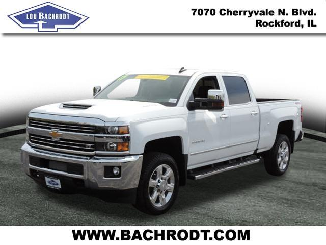 2017 Silverado 2500 Crew Cab 4x4, Pickup #17162 - photo 5