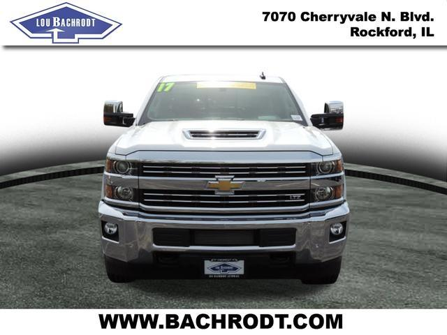 2017 Silverado 2500 Crew Cab 4x4, Pickup #17162 - photo 6
