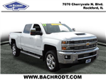 2017 Silverado 2500 Crew Cab 4x4, Pickup #17162 - photo 1