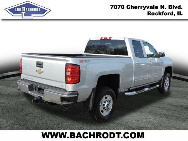 2017 Silverado 2500 Double Cab 4x4, Pickup #17163 - photo 2