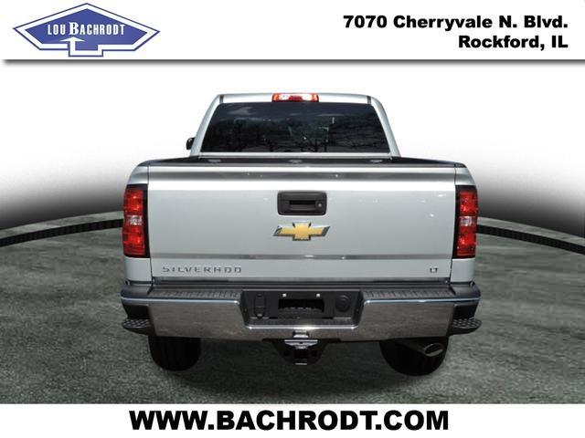 2017 Silverado 2500 Double Cab 4x4, Pickup #17163 - photo 3