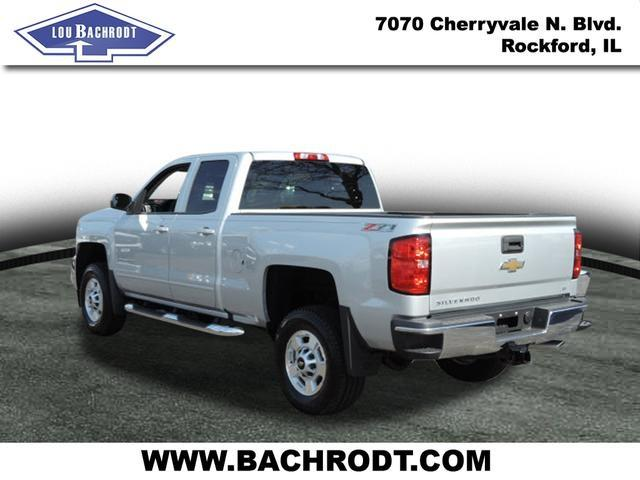 2017 Silverado 2500 Double Cab 4x4, Pickup #17163 - photo 4