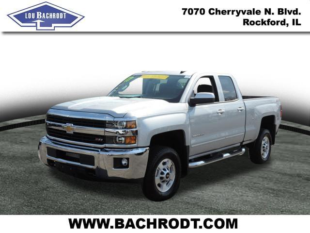 2017 Silverado 2500 Double Cab 4x4, Pickup #17163 - photo 5