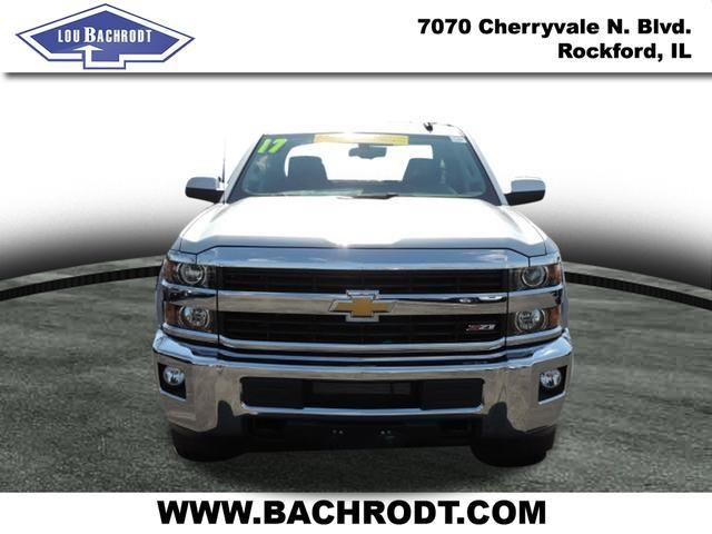 2017 Silverado 2500 Double Cab 4x4, Pickup #17163 - photo 6
