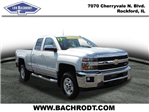 2017 Silverado 2500 Double Cab 4x4, Pickup #17163 - photo 1