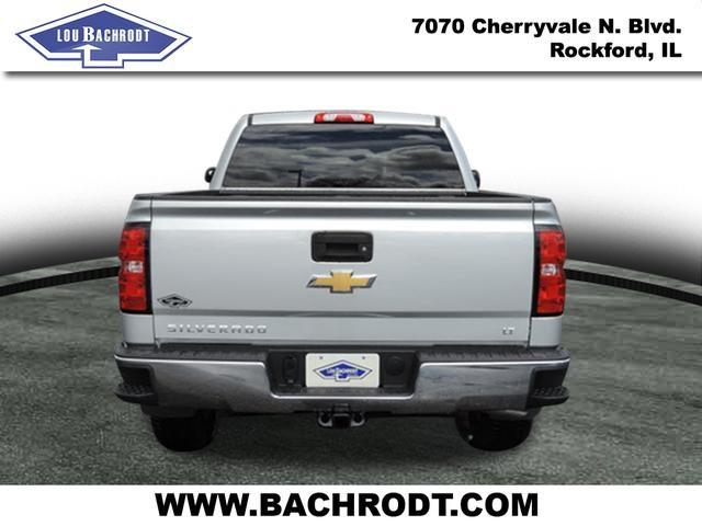 2017 Silverado 1500 Double Cab 4x4, Pickup #17165 - photo 3