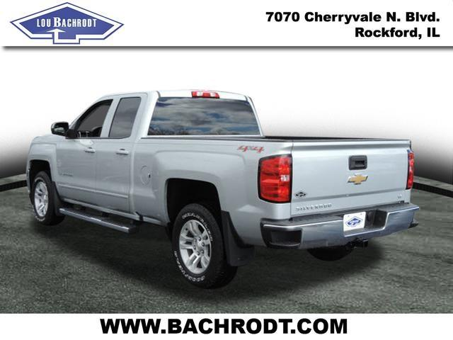 2017 Silverado 1500 Double Cab 4x4, Pickup #17165 - photo 4