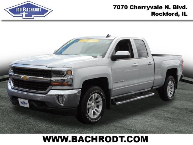 2017 Silverado 1500 Double Cab 4x4, Pickup #17165 - photo 5