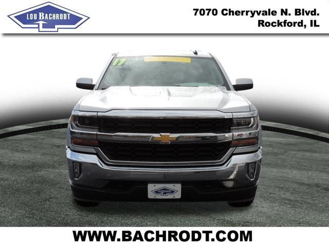2017 Silverado 1500 Double Cab 4x4, Pickup #17165 - photo 6