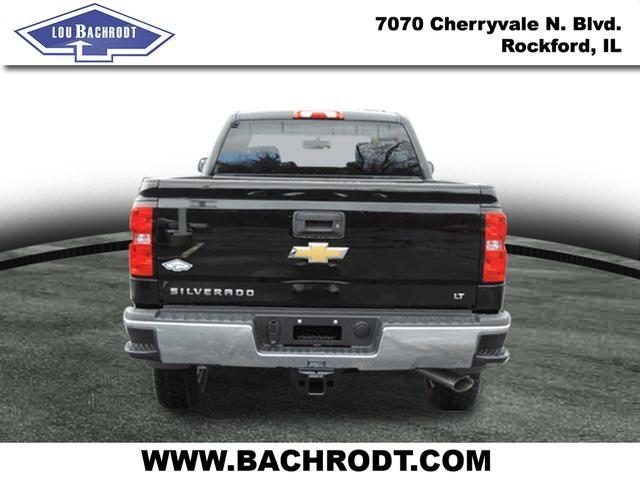 2017 Silverado 2500 Double Cab 4x4, Pickup #17182 - photo 3