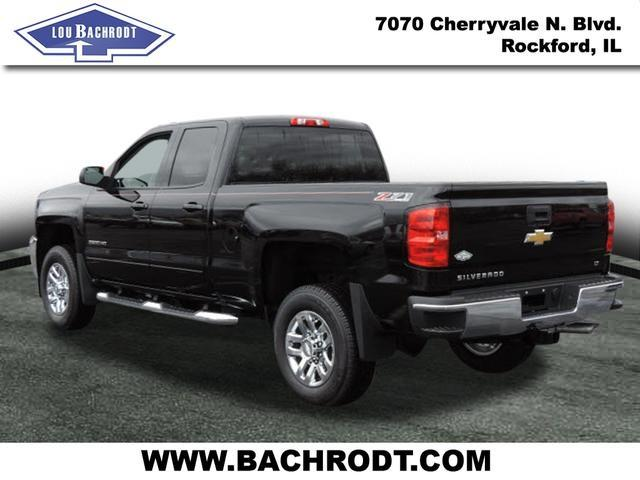2017 Silverado 2500 Double Cab 4x4, Pickup #17182 - photo 4