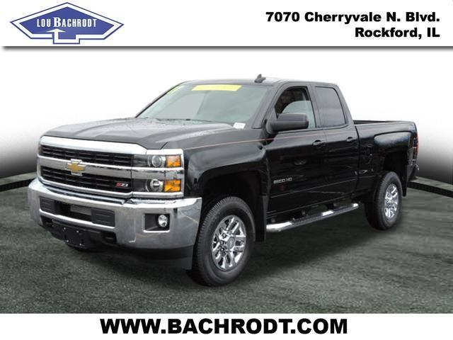 2017 Silverado 2500 Double Cab 4x4, Pickup #17182 - photo 5