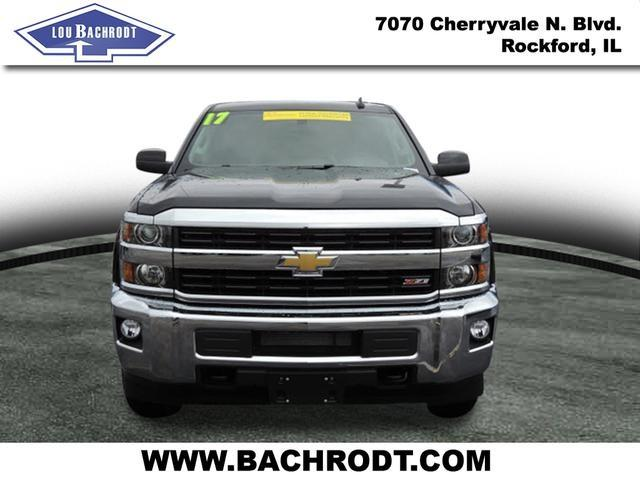 2017 Silverado 2500 Double Cab 4x4, Pickup #17182 - photo 6