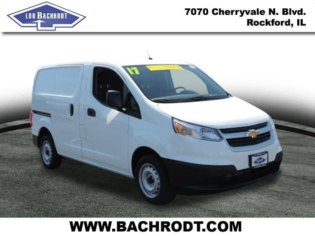 2017 City Express, Compact Cargo Van #17202 - photo 4