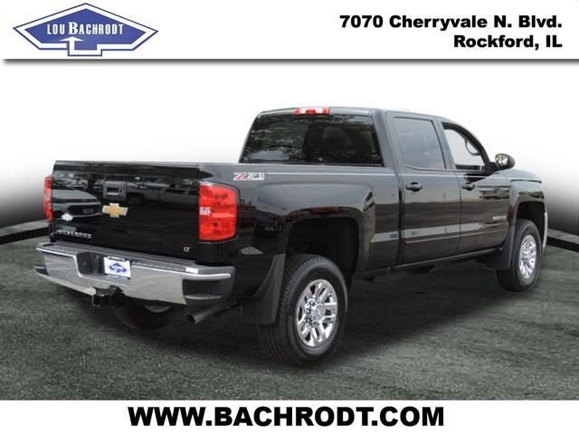 2017 Silverado 2500 Crew Cab 4x4, Pickup #17210 - photo 4