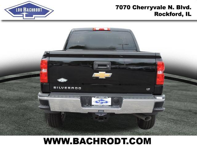 2017 Silverado 2500 Crew Cab 4x4 Pickup #17210 - photo 5