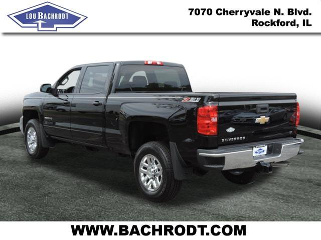 2017 Silverado 2500 Crew Cab 4x4, Pickup #17210 - photo 2