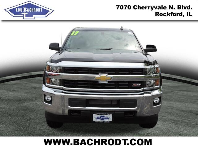 2017 Silverado 2500 Crew Cab 4x4, Pickup #17210 - photo 6