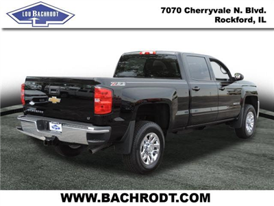 2017 Silverado 2500 Crew Cab 4x4 Pickup #17210 - photo 4