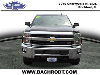 2017 Silverado 2500 Crew Cab 4x4 Pickup #17210 - photo 6