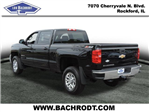 2017 Silverado 2500 Crew Cab 4x4 Pickup #17210 - photo 2