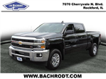 2017 Silverado 2500 Crew Cab 4x4 Pickup #17210 - photo 1