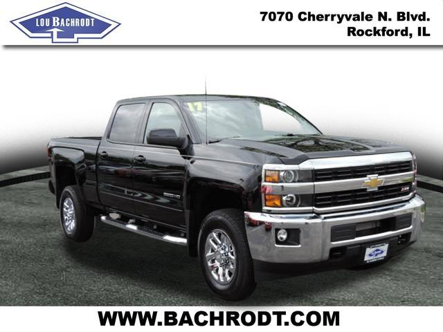 2017 Silverado 2500 Crew Cab 4x4, Pickup #17212 - photo 3