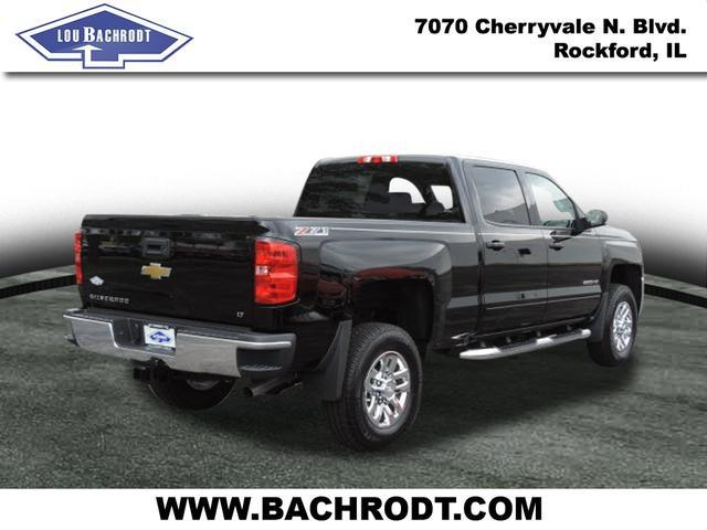 2017 Silverado 2500 Crew Cab 4x4, Pickup #17212 - photo 4