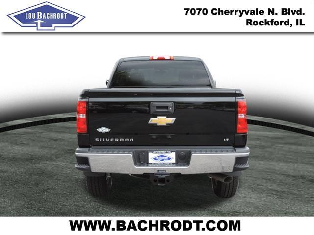 2017 Silverado 2500 Crew Cab 4x4, Pickup #17212 - photo 5