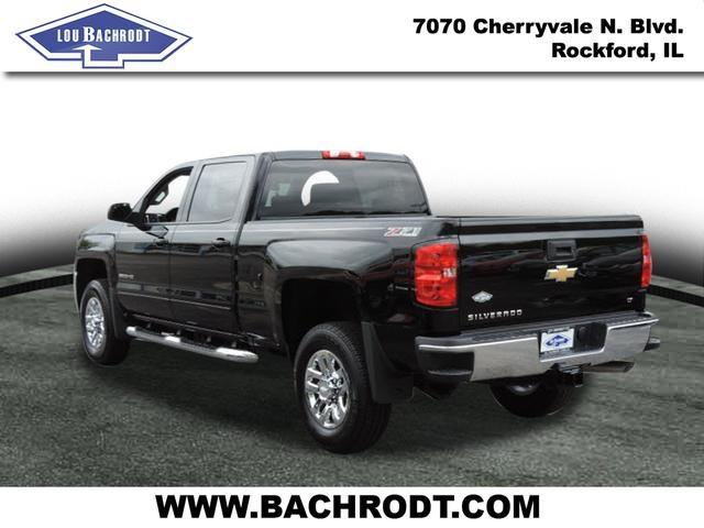2017 Silverado 2500 Crew Cab 4x4, Pickup #17212 - photo 2