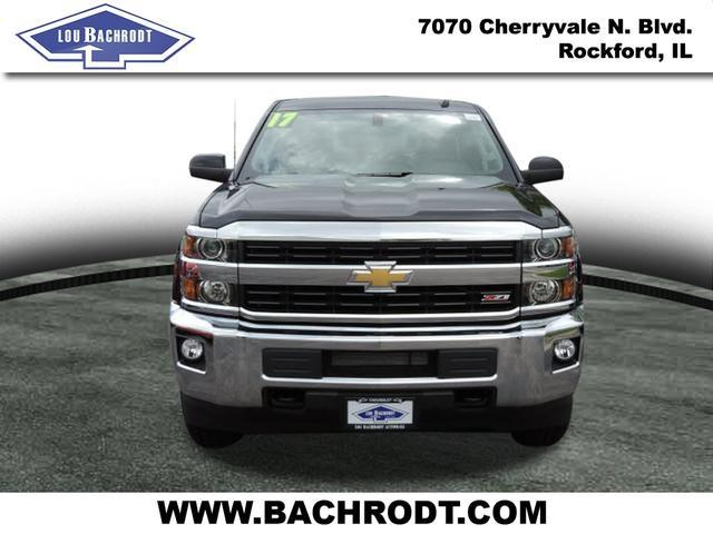 2017 Silverado 2500 Crew Cab 4x4, Pickup #17212 - photo 6