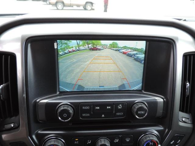 2017 Silverado 2500 Crew Cab 4x4, Pickup #17212 - photo 18